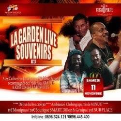 La Garden Live Souvenirs Acte 4