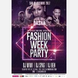 FASHION WEEK PARTY (Guadeloupe)