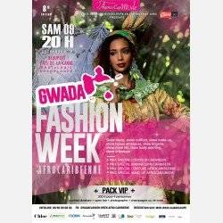 GWADA Fashion Week Afrocaribéenne ( Pack VIP)