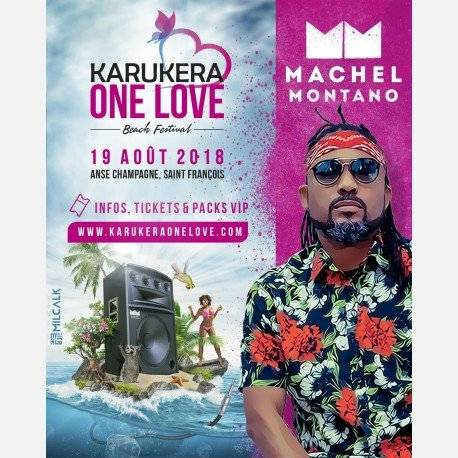 Karukera One Love Beach Festival