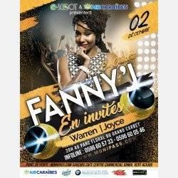 Fanny'J en concert