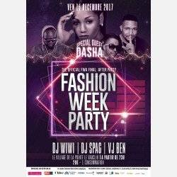 FASHION WEEK PARTY (Martinique)