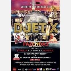 DJET X / LA BANDE A ZOUZOUL / ETWAL LA /  RICARDO / CDT ROBERT