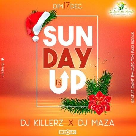 Sunday Is Up