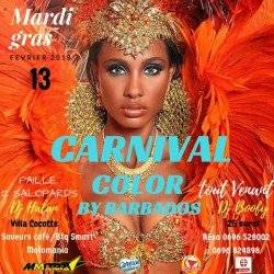 La Carnival Color by Barbados