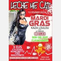 LECHE ME CAT Acte 3