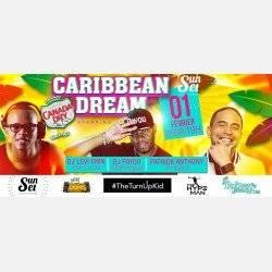Caribbean Dream Feat Patrick Anthony, DJ Levi Chin & Dj Payou