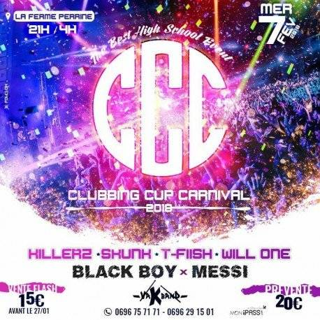 CCC Clubbing Cup Carnival
