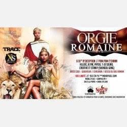 ORGIE ROMAINE