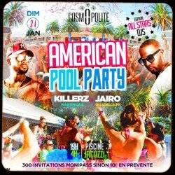 AMERICAN POOL PARTY