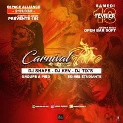 La BreaK: Carnival Fire