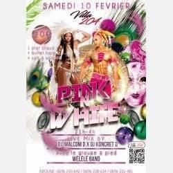 Pink n White Carnival