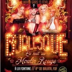La nuit du Moulin Rouge