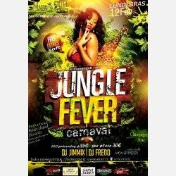 Jungle fever Carnaval