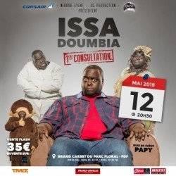 "ISSA DOUMBIA ""1er Consultation"" One Man Show"