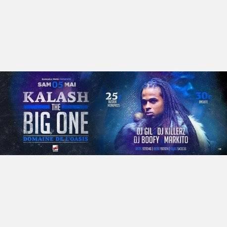 KALASH  THE BIG ONE