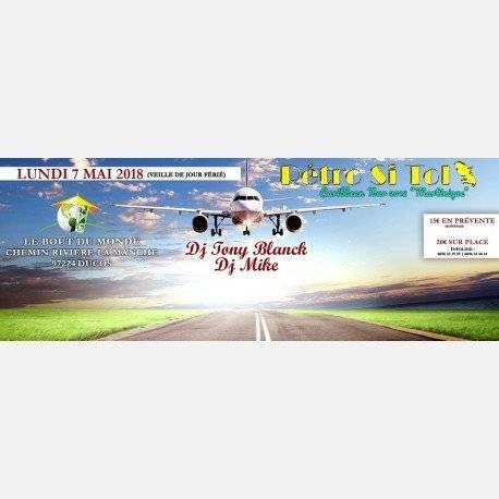 RÉTRO SI TOL   CARIBBEAN TOUR