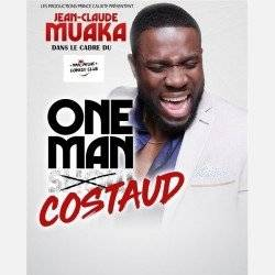 "Jean Claude Muaka Dans ""One Man Costaud"" a MADIANA"