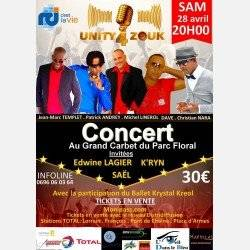 Concert UNITY4 ZOUK