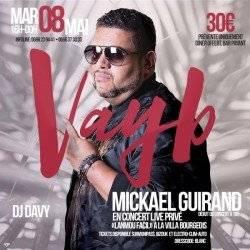 """Lanmou Facil"" concert LIVE PRIVE MICKAEL GUIRAND"