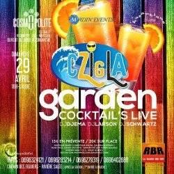 La Garden Cocktail's Live
