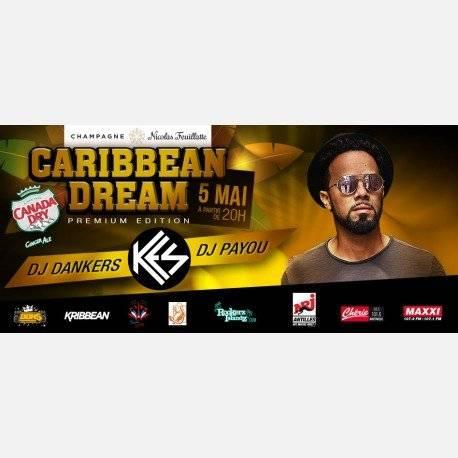 Caribbean Dream Feat KES, Dj Payou & Dj DAnkers