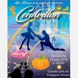CENDRILLON   spectacle DANSE