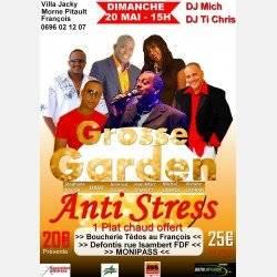 La Grosse garden Antistress