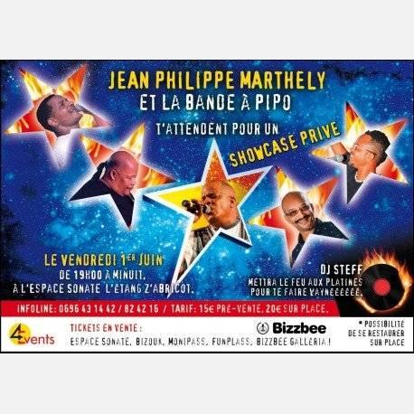 JEAN PHILIPPE MARTHRLY ET LA BANDE A PIPO A L`ESPACE SONATE