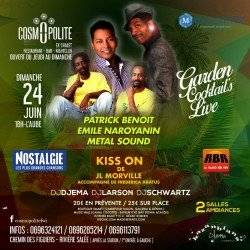 La Garden Cocktail's Live du 24 juin