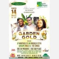 LA GARDEN GOLD