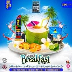 CARIB' BREAKFAST PARTY