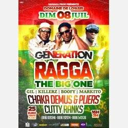 GENERATION RAGGA « THE BIG ONE »
