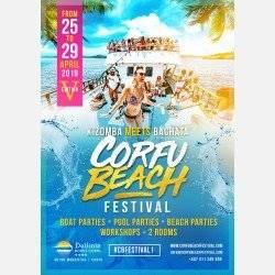 CORFU BEACH FESTIVAL