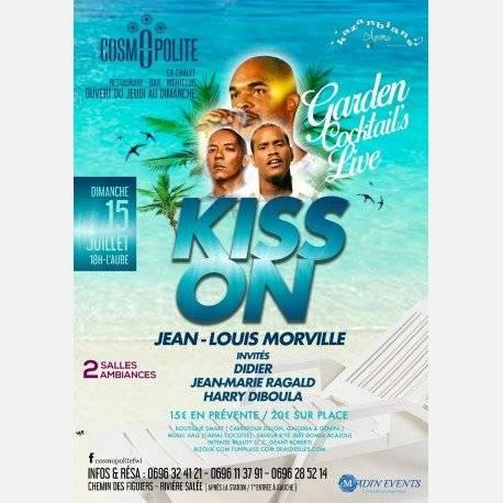 La Garden Cocktail's Live du 15 Juillet