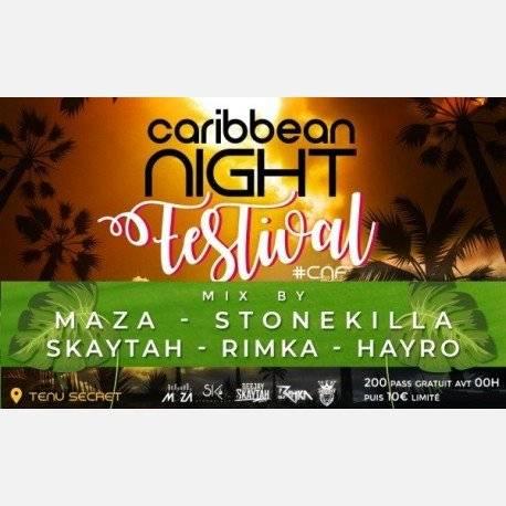 CARIBBEAN NIGHT FESTIVAL CNF
