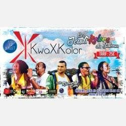 JeudiKolor Kwaxi & Richard Cavé au Bakoua