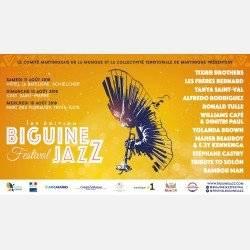 BIGUINE JAZZ FESTIVAL 2018