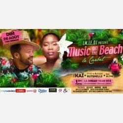 Music On The Beach : groupe Kai