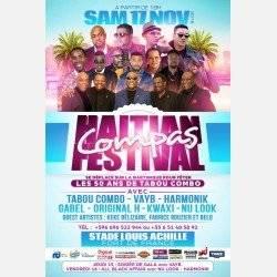 HAITIAN COMPAS FESTIVAL