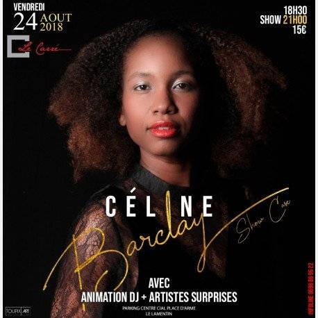 Céline Barclay Showcase
