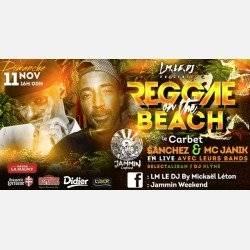 REGGAE ON THE BEACH (JAMMIN WEEKEND)