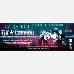 La Garden Tje' K Lanmou