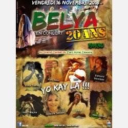 Le Bidim concert des 20 ans de Bélya