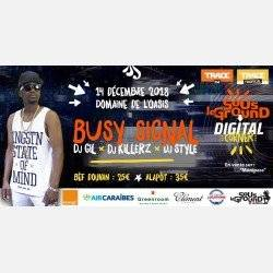BUSY SIGNAL, DIGITAL CORNER by SoUsLeGrOunD