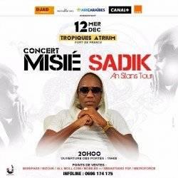 MISIE SADIK – AN SILANS TOUR