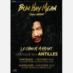 Bun Hay Mean débarque en Martinique