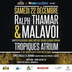 Ralph Thamar & Malavoi au Tropiques Atrium