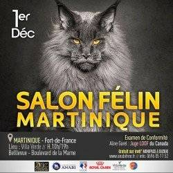 Salon Félin Martinique