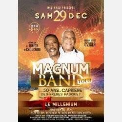 MAGNUM BAND TOUR ( le Millenium )